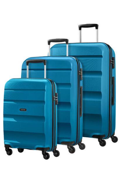 Bon Air Set: Spinner 55cm, Spinner 66cm & Spinner 75cm Seaport Blue