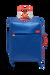 Lipault Originale Plume Valise 4 roues 65cm Electric Blue/Flash Coral