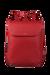 Lipault Plume Elegance Sac à dos ordinateur M Rouge