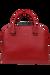 Lipault Plume Elegance Sac à main M Rouge