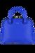 Lipault Plume Elegance Sac à main M Exotic Blue