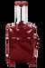 Lipault Plume Vinyle Valise 4 roues 65cm Rouge