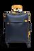 Lipault Originale Plume Valise 4 roues 72cm Navy/Mustard