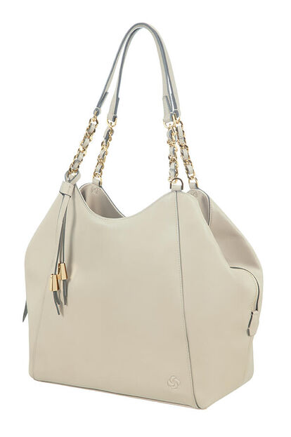 Satiny Sac Hobo