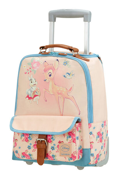 Disney Stylies Cartable à roulettes