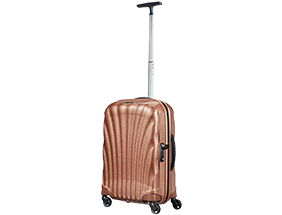 Samsonite Cosmolite Spinner (4 wheels) 55cm Copper Blush