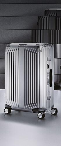 Valises en Aluminium - Découvrir - Rolling Luggage