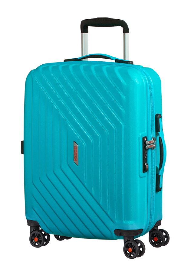 Valise rigide American Tourister Air Force 1 - 76 cm Aero Turquoise bleu 8Wh9ybS