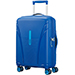 American Tourister Skytracer Valise 4 roues 55cm Bleu fluo