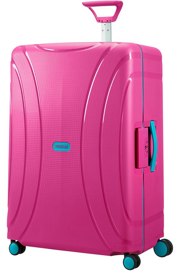 Valise rigide American Tourister Lock'n'Roll 75 cm Summer Pink rose A5HSTX