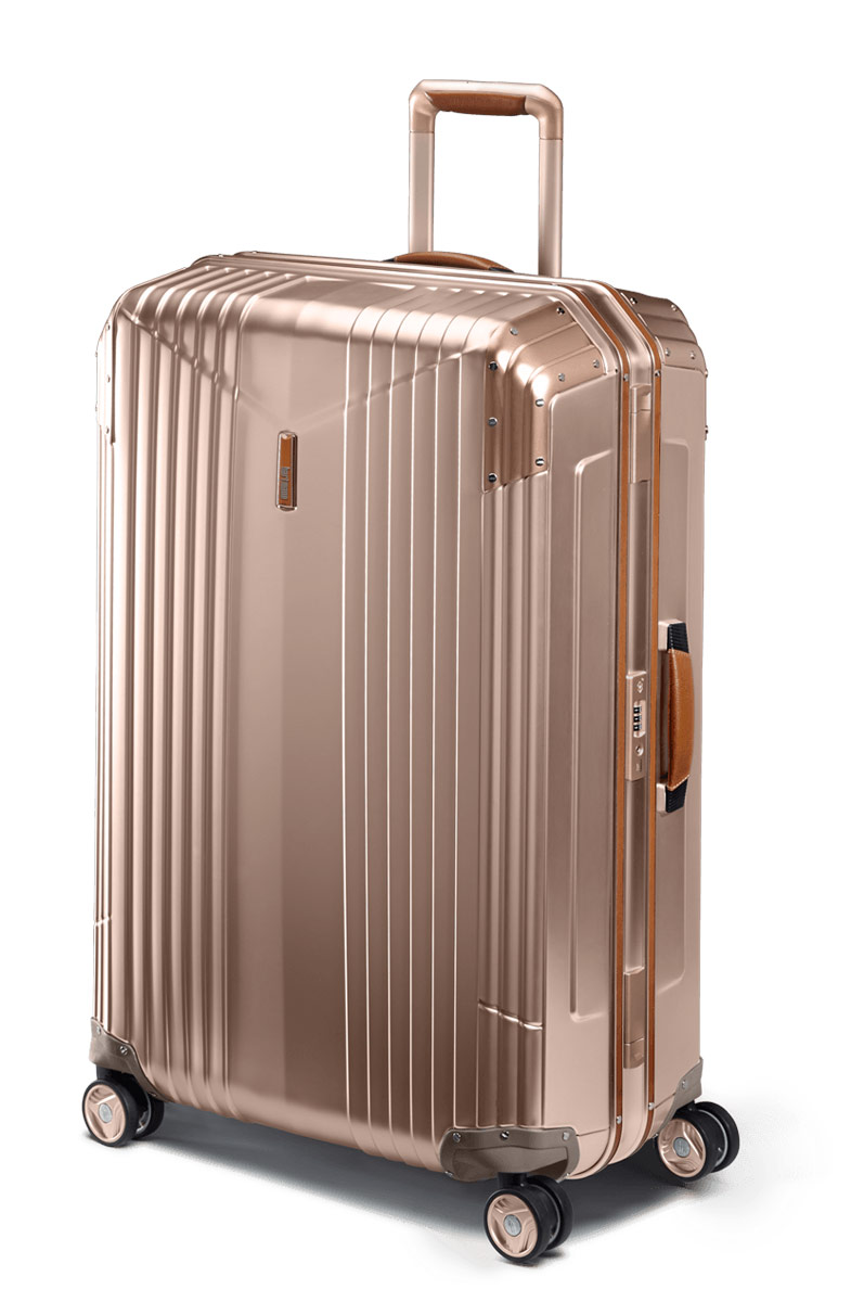7r 80cm Master Roues Gold Valise Hartmann 4 Rose QshrdCt