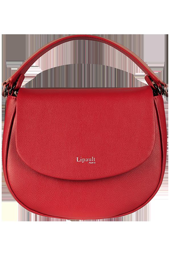 Plume Elegance Rouge cuir Sac Bandoulière PZY8Pr