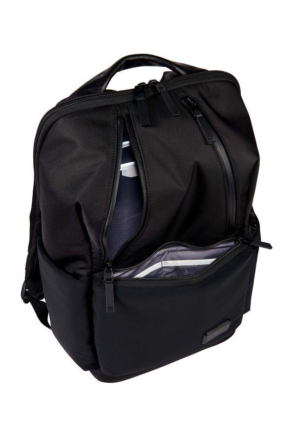tumi tumi tahoe sac dos 15 black rolling luggage. Black Bedroom Furniture Sets. Home Design Ideas